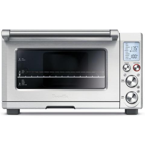 Jb Hi Fi Breville The Smart Oven Pro Salt Amp Pepper