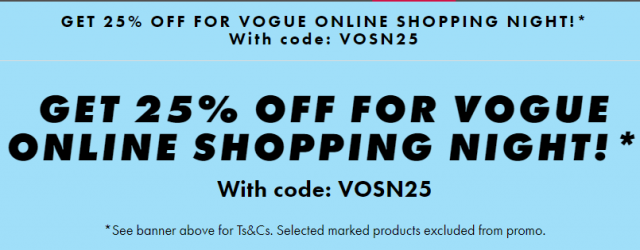 Asos Vosn Sale 25 Off Everything Code 3 Days Only Topbargains