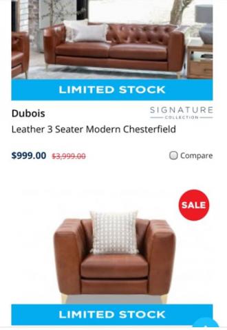 Groovy Amart Furniture Dubois Leather 3 Seater Modern Ibusinesslaw Wood Chair Design Ideas Ibusinesslaworg