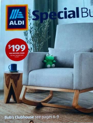 Remarkable Aldi Home Furniture Sale Mia Rocking Chair 199 Creativecarmelina Interior Chair Design Creativecarmelinacom