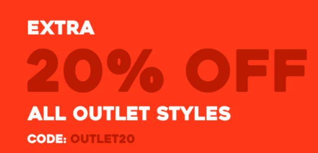 SurfStitch - Take an Extra 20% Off Outlet Styles (code