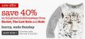 40% off on Full priced Childrenswear @ David Jones!