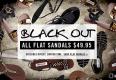 Steve Madden - All Flat Sandals $49.95 Each