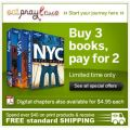 Lonely Planet Buy 3 books Pay for 2 + Free Shipping