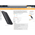 Amazon: Charmast 23800mAh Power Bank with 18W PD & QC 3.0, 4 Output & 2 Input $37.09 (Was $52.99)