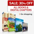 Lonelyplanet.com - 30% off everything + Free Shipping over $60