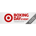 Target Boxing Day Sale Clearance 2016 (Starts Online Christmas Day & In-Store Mon, 26th Dec)