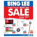 Bing Lee Boxing Day Sale 2016 - Samsung 7.5kg Front Load Washer $499 (RRP $999) / 25% Off Headphones etc.