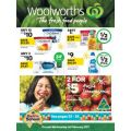 Woolworths  - Half Price Food and Grocery Specials - Starts Wed, 1st Feb