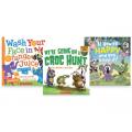 ALDI - Big Hugs Books $4.99; Scratch & Sketch Books $5.99; Story Books & CD $5.99 etc. [Starts Sat 31st Oct]