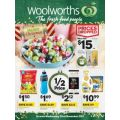 Woolworths - 1/2 Price Food & Grocery Catalogue - Starts Wed, 22nd Nov