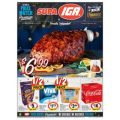 IGA - 1/2 Price Food & Grocery Specials - Valid until Tues, 12th Dec