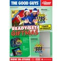 The Good Guys - Latest Catalogue:  VS Sassoon Fashion Curl $29 (Was $99); Lenovo Tab 3 A7-10 16GB $94 (Was $139) & More