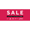 Rebel Sports - End of Season Sale: Up to 50% Off Clothing, Footwear & More (Adidas, Nike, New Balance, Under Armour etc.)