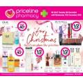 Priceline - Latest 1/2 Price Christmas Catalogue - Valid until Wed, 12th Dec