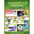Woolworths - 1/2 Price Food & Grocery Specials - Starts Wed 19th Feb
