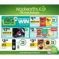 Woolworths - Weekly 1/2 Price Food & Grocery Specials - Starts Wed 27th May