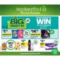Woolworths - Weekly 1/2 Price Food & Grocery Specials - Starts Wed 3rd June