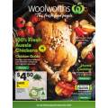 Woolworths - Weekly 1/2 Price Food & Grocery Specials - Starts Wed 23rd Sept