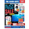 The Good Guys BLACK FRIDAY 2020 - Starts Tuesday 24th Nov [In-Store & Online]