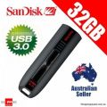 Shopping Square - SanDisk Extreme CZ80 32GB USB 3.0 Flash Drive $29.95 Delivered