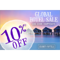 Zuji - 10% Off Global Hotel Booking (code)! 4 Days Only