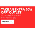Adidas - End of Season Sale: Up to 50% Off Outlet Items + Extra 20% Off (code)! Today Only