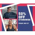 Adidas Factory Outlet - Black Friday Sale: Take a Further 50% Off Storewide [Fri 27th November]