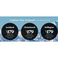 Air New Zealand - 3 Days Flight Frenzy: Return Flights to New Zealand from $331