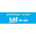 Special Buys from Sat 06 April @ ALDI
