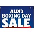 ALDI Boxing Day Sale 2019 - Biggest Ever Sale - Starts Thurs 26th Dec
