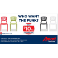 Amart Furniture - Funk Dining Chair $10 (Was $45)! In-Store Only [Sat 26th Oct]
