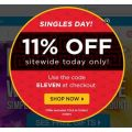 Amcal - Single's Day Sale - 11% Off Everything Sitewide (code) - No Minimum Spend [Expired]