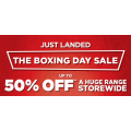 Amart Furniture - Boxing Day Sale 2019: Up to 60% Off Storewide [Sofa; Furniture; Bed; Outdoor etc.]