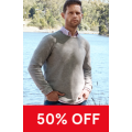 Myer - Flash Sale: Buy One Get 50% Off 2nd Item of Men's Clothing & Footwear! Starts Today