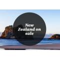 Air New Zealand - 48Hrs New Zealand Frenzy: Return Flights from $337