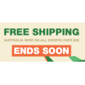 Angus & Robertson - Free Delivery Sitewide - Minimum Spend $39 (code)