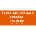 ASOS - Extra 20% Off Women's Dresses & Men's Footwear (code)
