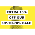 ASOS - Extra 15% Off Sale Items (code)! Starts Today