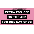 ASOS - Extra 20% Off Sale Items (code)! Today Only