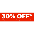 Repco - Family & Friends Deal: 30% Off Full Priced Items (code)! Thurs 6th & Fri 7th Aug