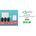 Wireless 1 - 3 Days Weekend Sale: Arlo Ultra VMS5340 4K UHD with Free Apple AirPods(Wireless Charging Case) $1169; D-Link DIR-882 EXO AC2600 Wireless Router $179 (Was $249.95) etc.