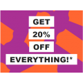 ASOS - Flash Sale: 20% Off Everything (code)! Today Only