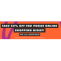 ASOS - VOSN Sale: 25% Off Everything (code)! 4 Days Only