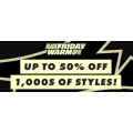 ASOS Black Friday Warm Up Sale: Up to 50% Off 1000's Sale Styles e.g. Accessories $4.4; Tops $5.6; Skirts $12; Footwear $12.8 etc.