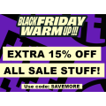 ASOS Black Friday Warm-Up 2020 Sale: Extra 15% Off Sale Items (code)! 24 Hours Only