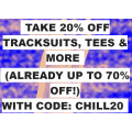 ASOS - Flash Sale: Extra 20% Off Sale Items (code)! Today Only