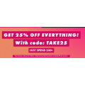 ASOS - 72 Hours Sale: 25% Off Everything (code)