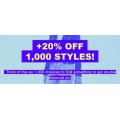 ASOS - 24 Hours Flash Sale: 20% Off Sale Items (code)