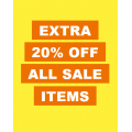 ASOS - 3 Days Sale: Extra 20% Off Sale Items (code)